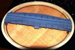 Arch Laser Co. N Gauge GWR Overgirder Turntable Bridge